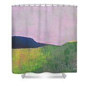 Summer Valey Shower Curtain
