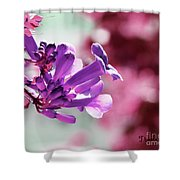 Summer Vine Shower Curtain