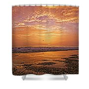 Summer Winds Shower Curtain