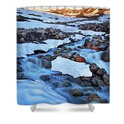 Summerland Creek Shower Curtain