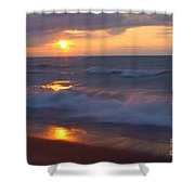 Summers Breath 4 Shower Curtain