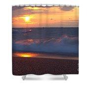 Summers Breath 6 Shower Curtain