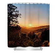Summers End Shower Curtain