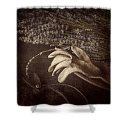 Summer's Grace Shower Curtain by Amy Weiss