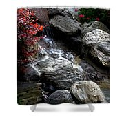 Summersplash Shower Curtain