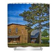 Summersville Mill Ozark National Scenic Riverways Dsc02626 Shower Curtain