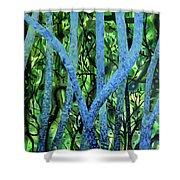 Summertree Fantasia Shower Curtain