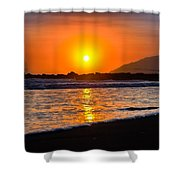 Sun Catcher Shower Curtain
