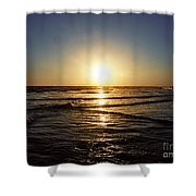 Sun Dance  Shower Curtain