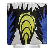 Sun Dogs Shower Curtain