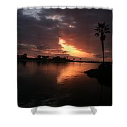 Sun Dreams  Shower Curtain
