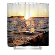 Sun Drops  Shower Curtain