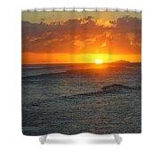 Sun Isabela Shower Curtain