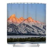 Sun Kissed Shower Curtain