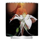 Sun Maiden Shower Curtain