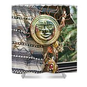 Sun Power Puerto Vallarta  Shower Curtain