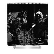 Sun Ra Arkestra At The Red Garter 1970 Nyc 1 Shower Curtain