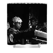 Sun Ra Arkestra At The Red Garter 1970 Nyc 23 Shower Curtain