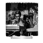 Sun Ra Arkestra At The Red Garter 1970 Nyc 36 Shower Curtain