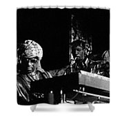 Sun Ra Arkestra At The Red Garter 1970 Nyc 7 Shower Curtain