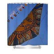 Sun Sailing Shower Curtain