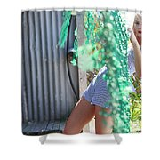 Sun Sand Surf Ondine Magazine Ireland Shower Curtain