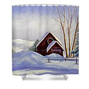 Sun Valley 2 Shower Curtain