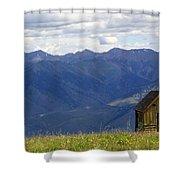 Sun Valley Shower Curtain
