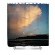 Suncloud Shower Curtain