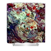 Sundae Social Shower Curtain