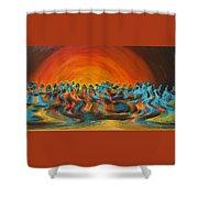 Sundance Shower Curtain