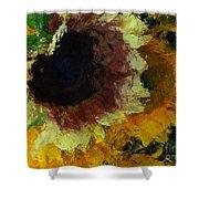 Sunflowers 1 Shower Curtain