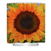 Sunflower 12118-3 Shower Curtain