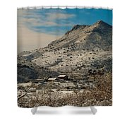 Sunflower Arizona 2 Shower Curtain