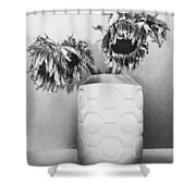 Sunflower Fall Shower Curtain