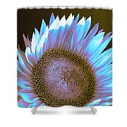 Sunflower Dusk Shower Curtain