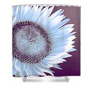Sunflower Starlight Shower Curtain