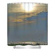 Sunglare Shower Curtain