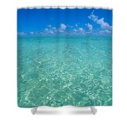 Sunlight Reflections Shower Curtain