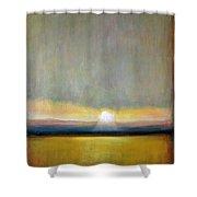 Sunlight Shower Curtain