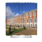 Sunny Morning At Hampton Court Palace London Shower Curtain