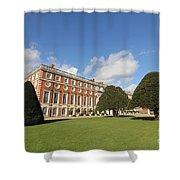 Sunny Day At Hampton Court Palace London Uk Shower Curtain