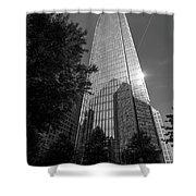 Sunny Midtown Atlanta Shower Curtain