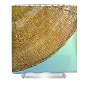 Sunny Shower Curtain