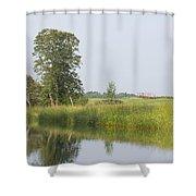 Sunny Morning Shower Curtain
