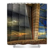 Sunny Reflections Shower Curtain