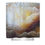 Sunny Side Of Life Shower Curtain
