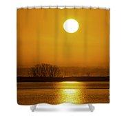 Sunny Skies Shower Curtain