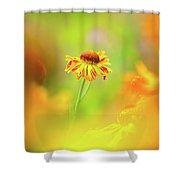 Sunny Spirit Shower Curtain