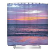 Sunrise 16-11-15 Shower Curtain